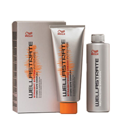 Wella Wellastrate Straight System Intense Permanent Hair