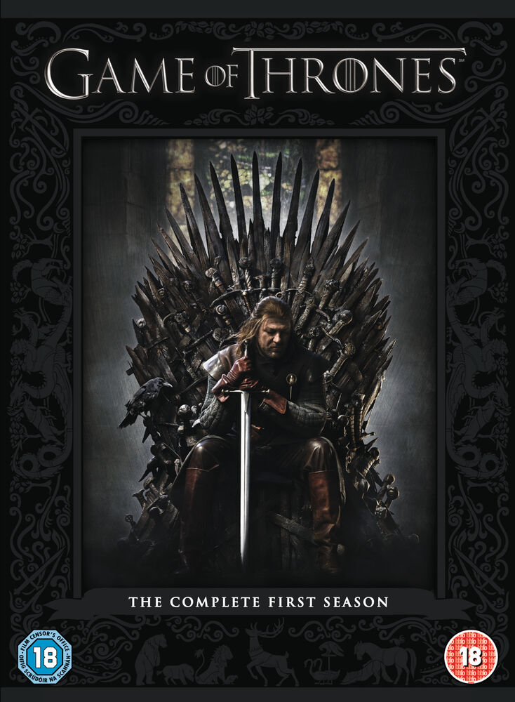 Game of Thrones: The Complete Seasons 1-7 Box Set (DVD ...