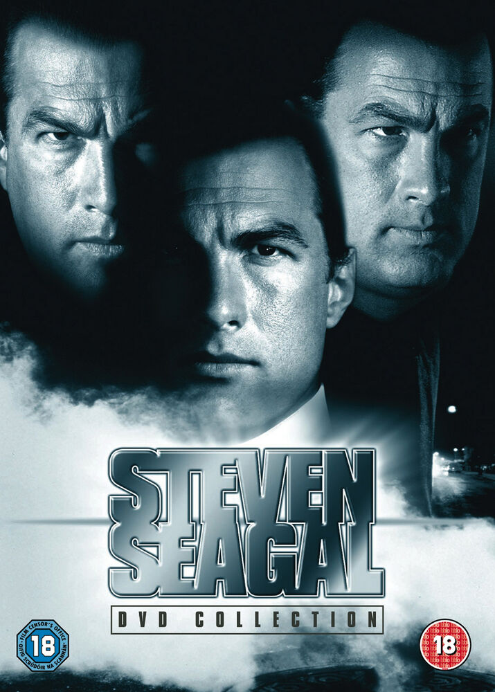 The Steven Seagal Legacy Collection (8 Discs) (DVD) (C-18 ...