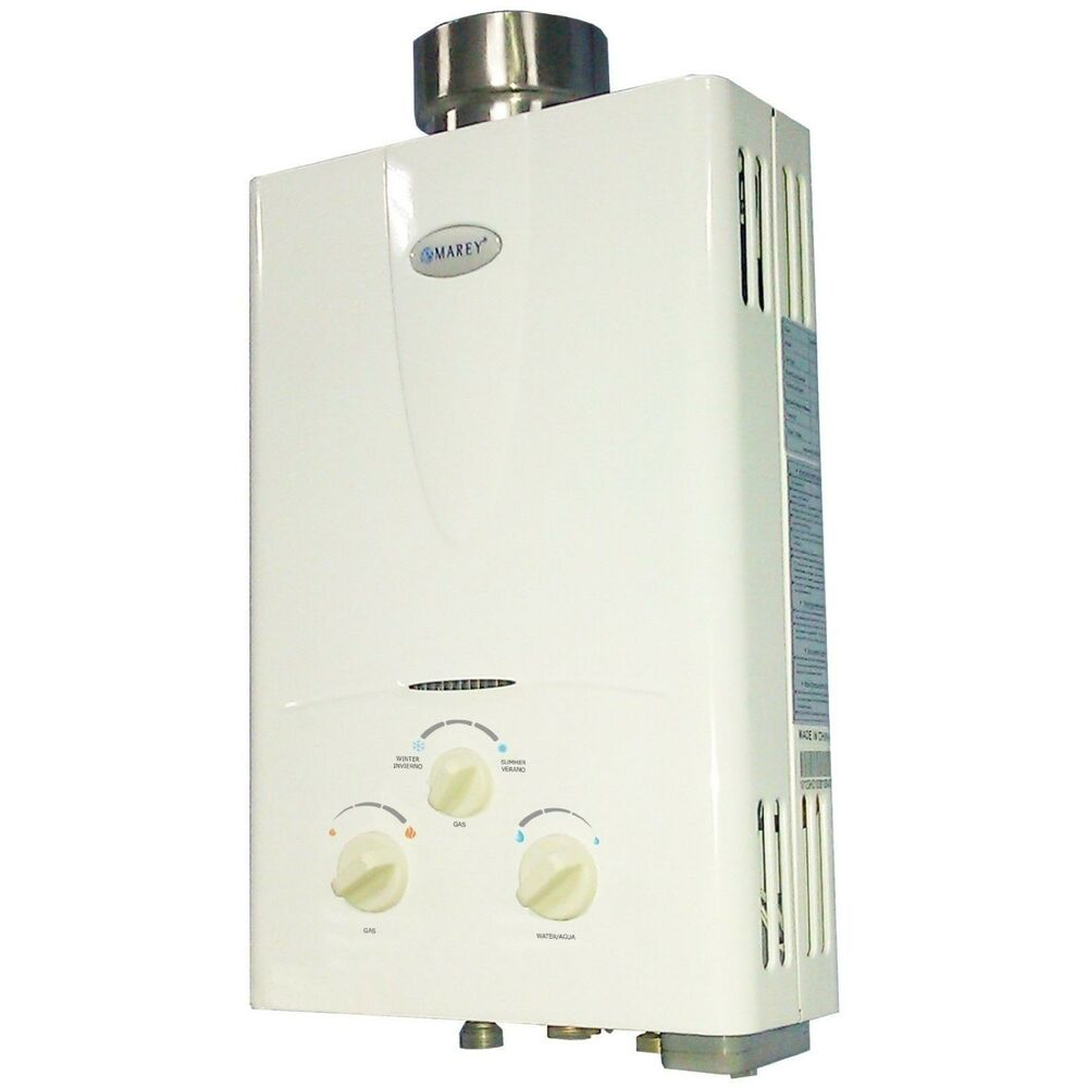 marey propane tankless water heater ga5lp 5l lp gas fast free shipping ebay. Black Bedroom Furniture Sets. Home Design Ideas