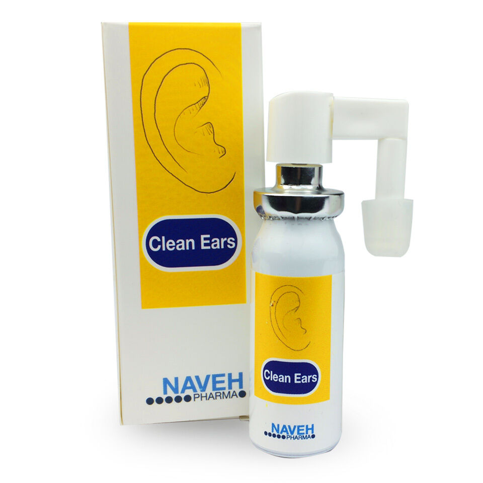 Cleanears Ear Wax Removal 15ml Spray No Syringing Needed