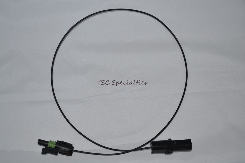 Oxygen o sensor extension quot wiring harness gm chevy tpi
