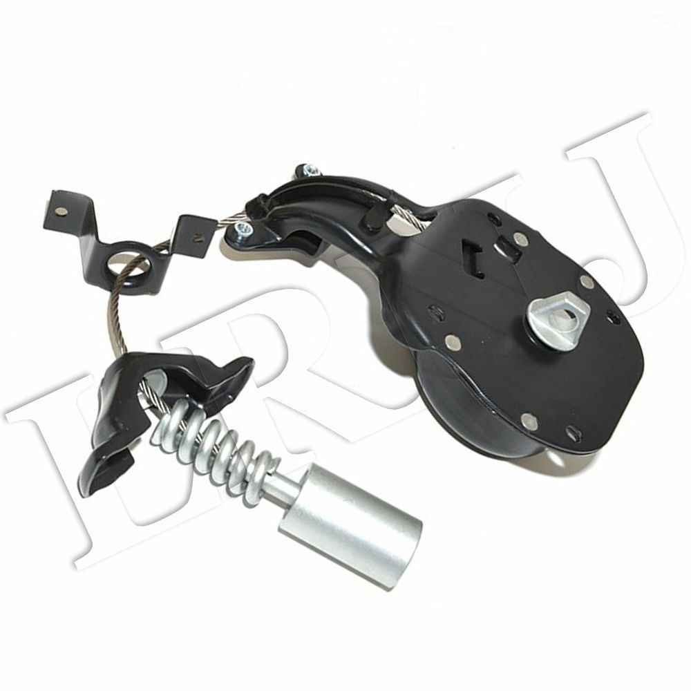 Land Rover Lr4 Winch: LAND ROVER LR4 / DISCOVERY 4 2010-2014 SPARE TIRE WINCH