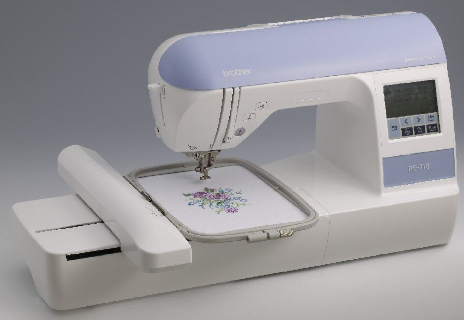 Brother PE770 PE 770 Embroidery Machine Factory