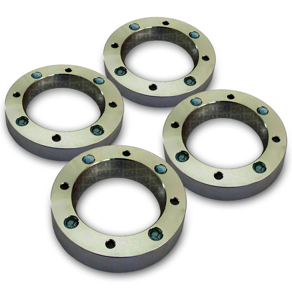 1 Inch Wheel Spacers : Qty inch wheel spacers polaris rzr le s