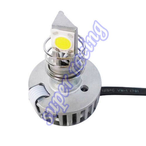 stock 6v 36v 2000lm 18w motor headlight lamp bulb h4 ph7 ph11 adaptor led light ebay