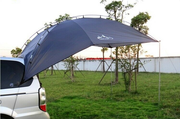 Car Driving Tent Picture : New laputa camping tents hiking outdoor shade