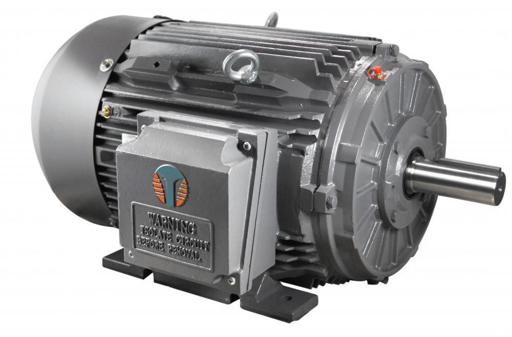 7 5 Hp Electric Motor 1800 Rpm 213t 3yr Warranty Ebay