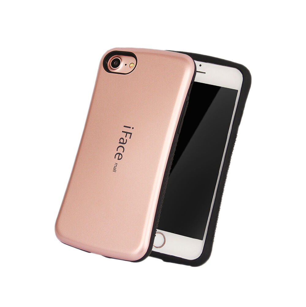 IPhone 5C/5S/6S/7/Plus IFace Heavy Duty Bumper Shockproof ...