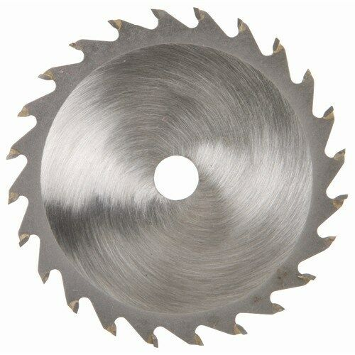 4 24 Tooth 1 2 Arbor Carbide Tipped Saw Blade Fits Mighty Mite Table Saw Ebay