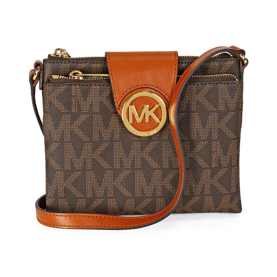 1429a2201a430a Michael Kors Fulton Large Crossbody Bag | Stanford Center for ...
