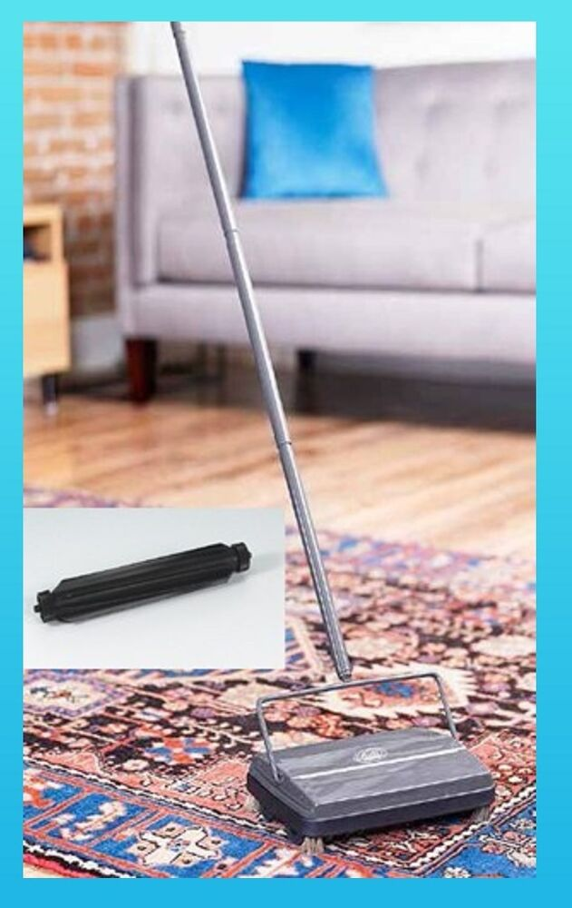 Fuller Brush Electrostatic Carpet Sweeper Amp Bonus