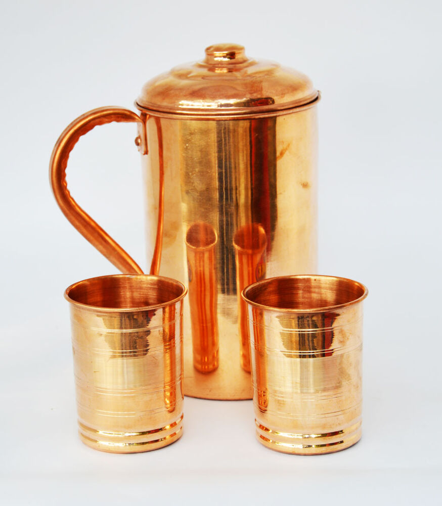Copper Vessel Drinking Water India