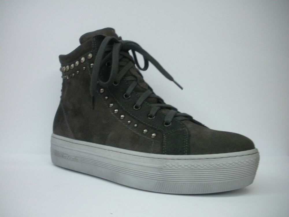 SCARPE NERO GIARDINI DONNA SNEAKERS A411601D CARBONE MADE IN ITALY SHOES -  mainstreetblytheville.org f2cc0bf5805