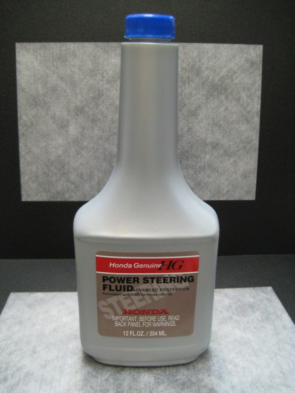 Power Steering Fluid Honda Genuine - 12 oz bottle - Ships Fast! | eBay