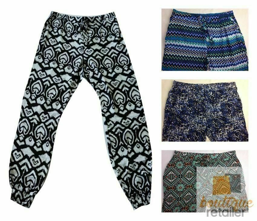 Creative Buy Tribal Harem Pants  Sally Fashion Malaysia