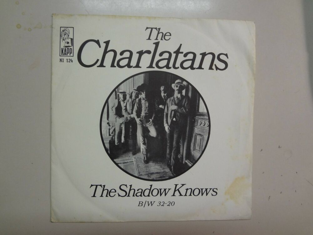 Charlatans The Shadow Knows