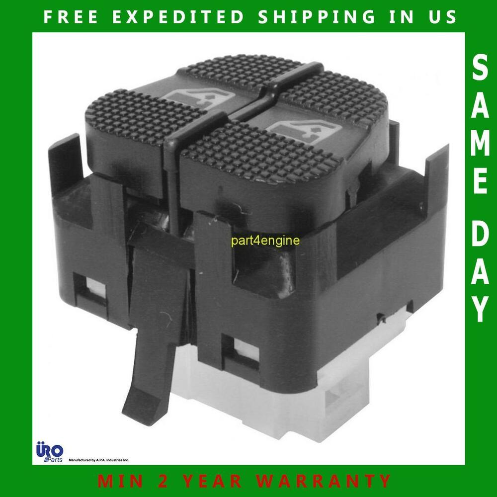 Front power window switch left lh driver 1h095985501c for for 2000 vw beetle window switch