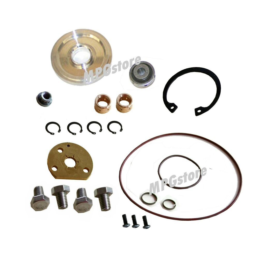 Garrett Turbocharger Rebuild Kits: Turbo Rebuild Kit For Ni_ssan Mercedes Benz With Garrett