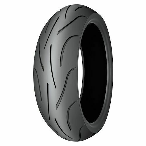 motorcycle tyre michelin pilot power 2ct 180 55 zr17 new hypersports ebay. Black Bedroom Furniture Sets. Home Design Ideas