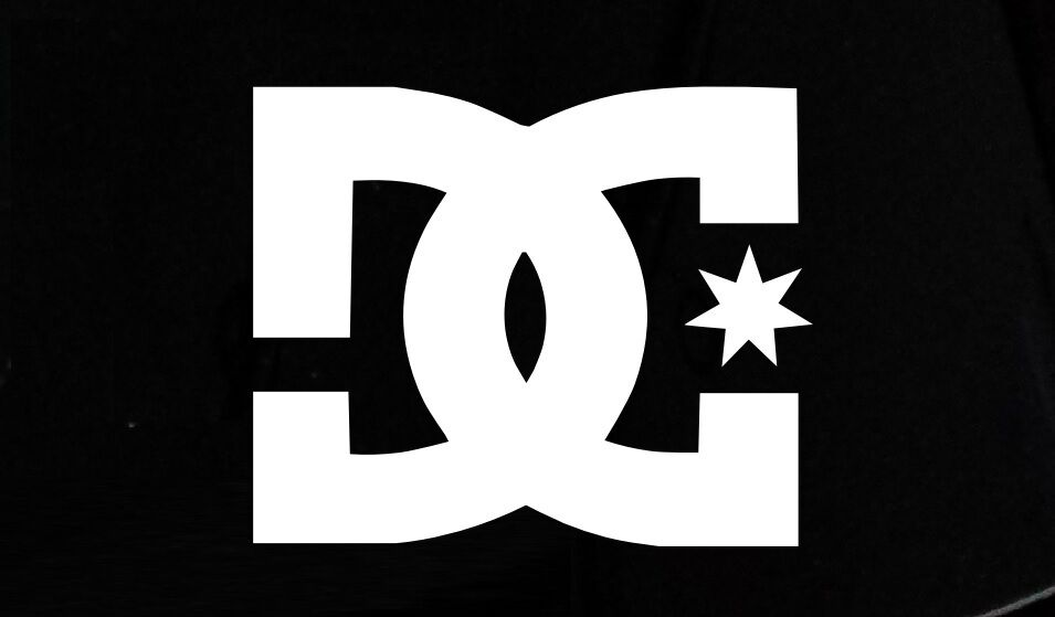 Dc Shoes Vinyl Decal Sticker Window Car Drift Jdm Dub Vw