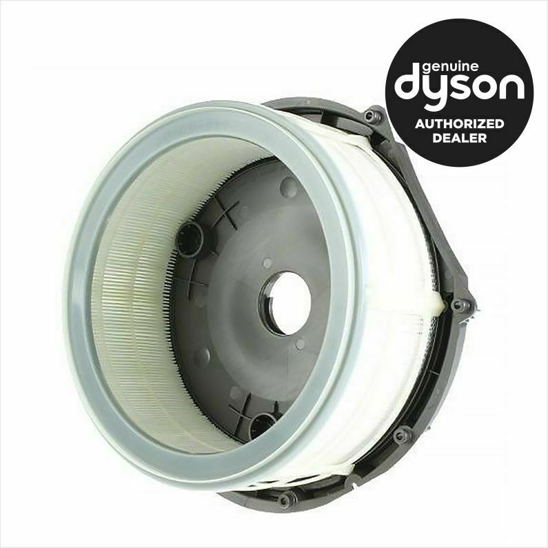 how to clean filters in a dyson vacuum