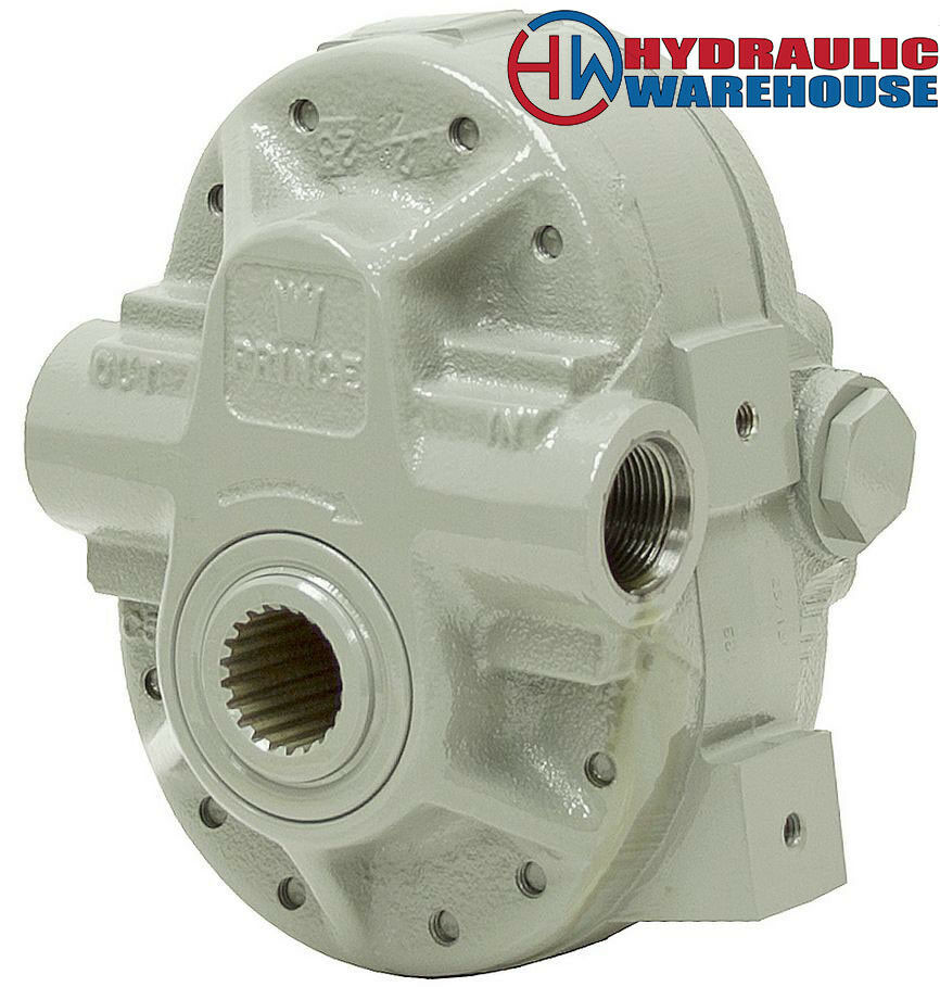 Tractor Hydraulic Pump Location On : Prince manufacturing hydraulic tractor pto pump hc ac