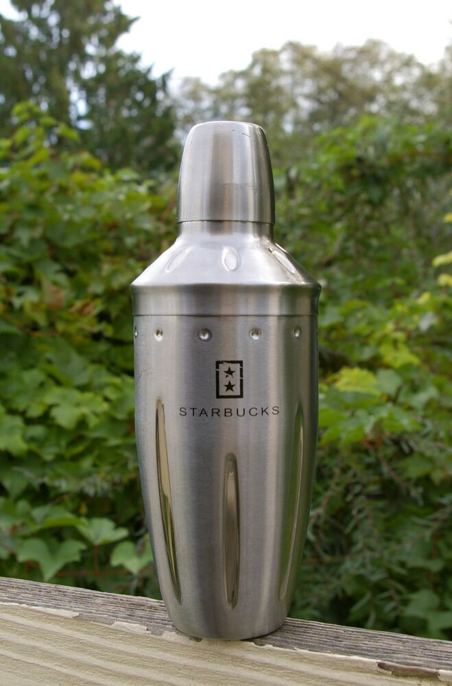Starbucks Coffee Company Metal Stainless Rocket Drink