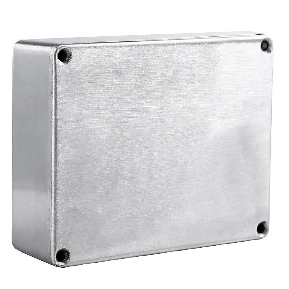 1590bb style aluminum metal stomp box case enclosure guitar effect pedal ebay. Black Bedroom Furniture Sets. Home Design Ideas