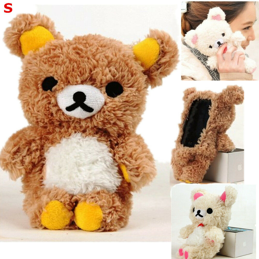 ... Bear Cool Plush Toy Doll Shell Case Cover For Various LG Phones : eBay