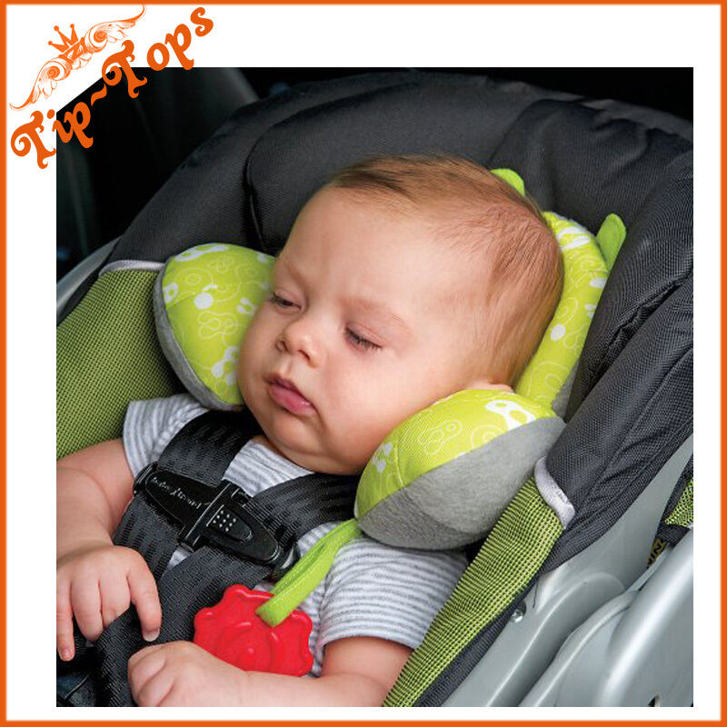new 2013 baby car headrest baby head support headrest travel seat pillow ebay
