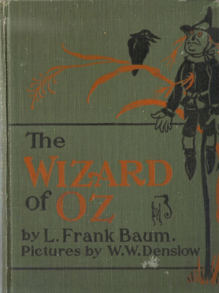 the allegory of the wizard of oz by frank baum A collection of internet articles, websites, textbook information, and other literary sources concerning the political allegory of the wizard of oz.