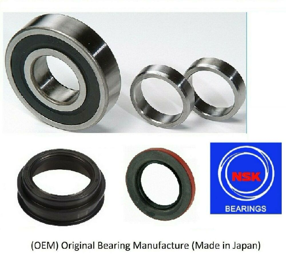 1990 2000 toyota 4runner rear wheel bearing seal set for 1990 toyota 4runner rear window motor