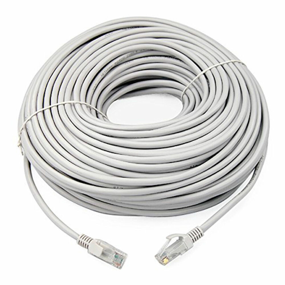30m network ethernet rj45 cat5e patch cable lead 60ft sky. Black Bedroom Furniture Sets. Home Design Ideas