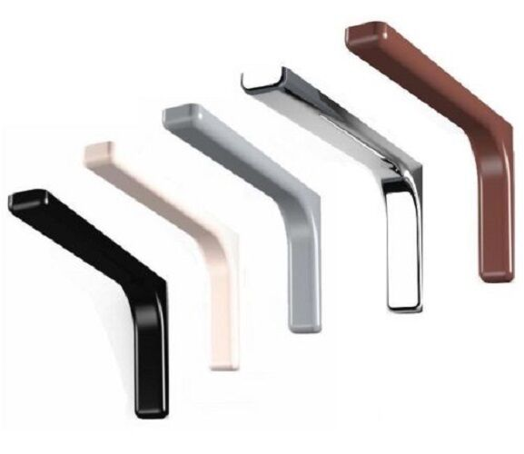 Shelf Brackets With Hidden Fixings Strong Metal With