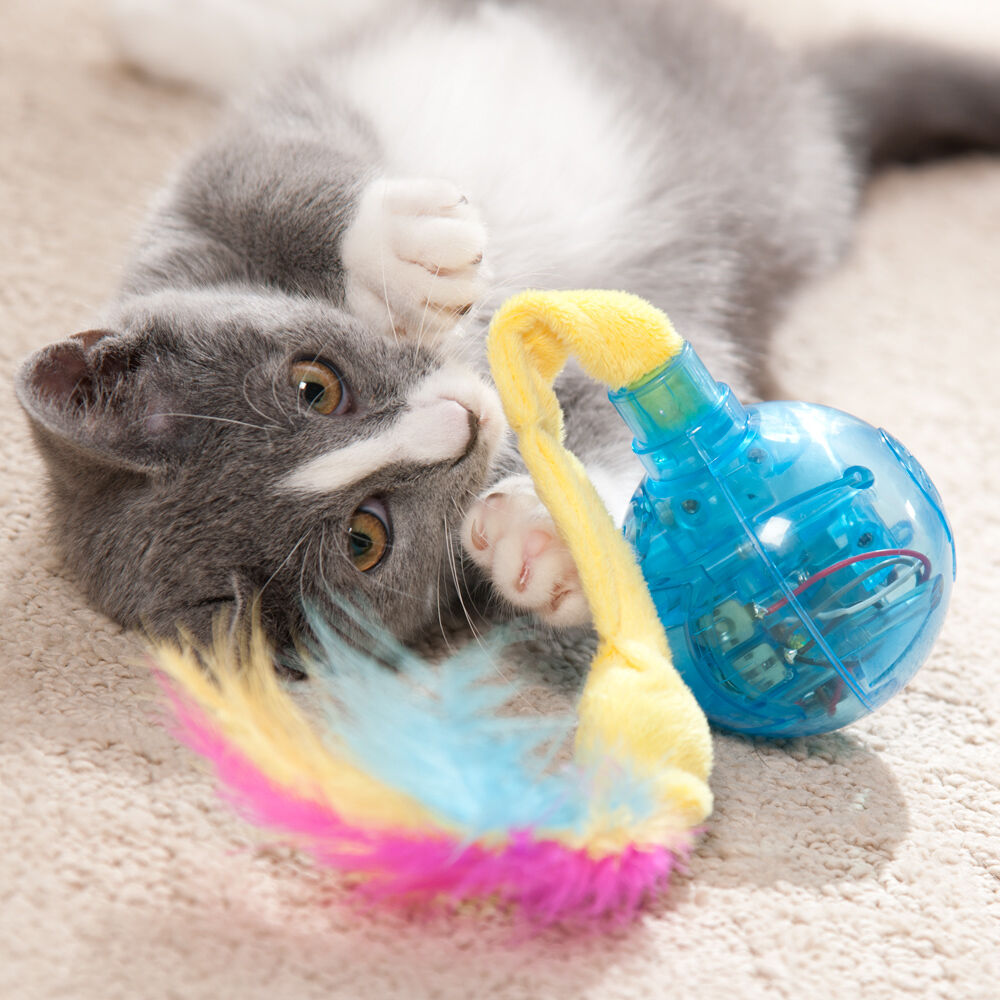 Cheese And Mouse Cat Toy