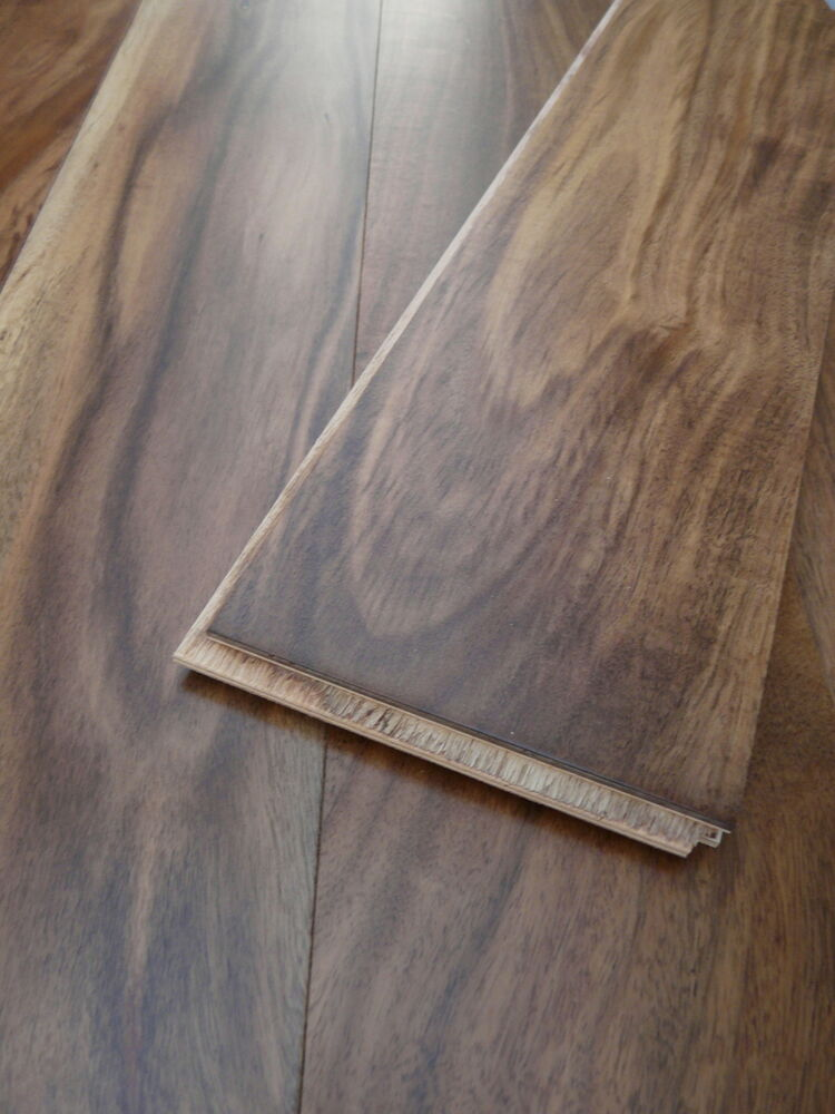 122x14 3 Mm Engineered Walnut Acacia Real Wood Floor
