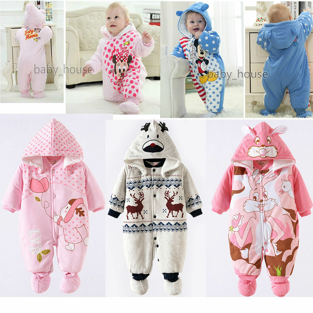 cotton Newborn Baby Clothes Sets Girls Boy clothes Romper