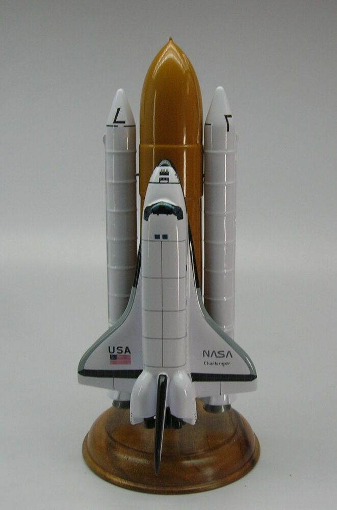 how to build a model space shuttle
