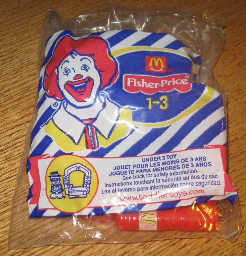 Toys For Under 1 : Fisher price mcdonalds happy meal under toy