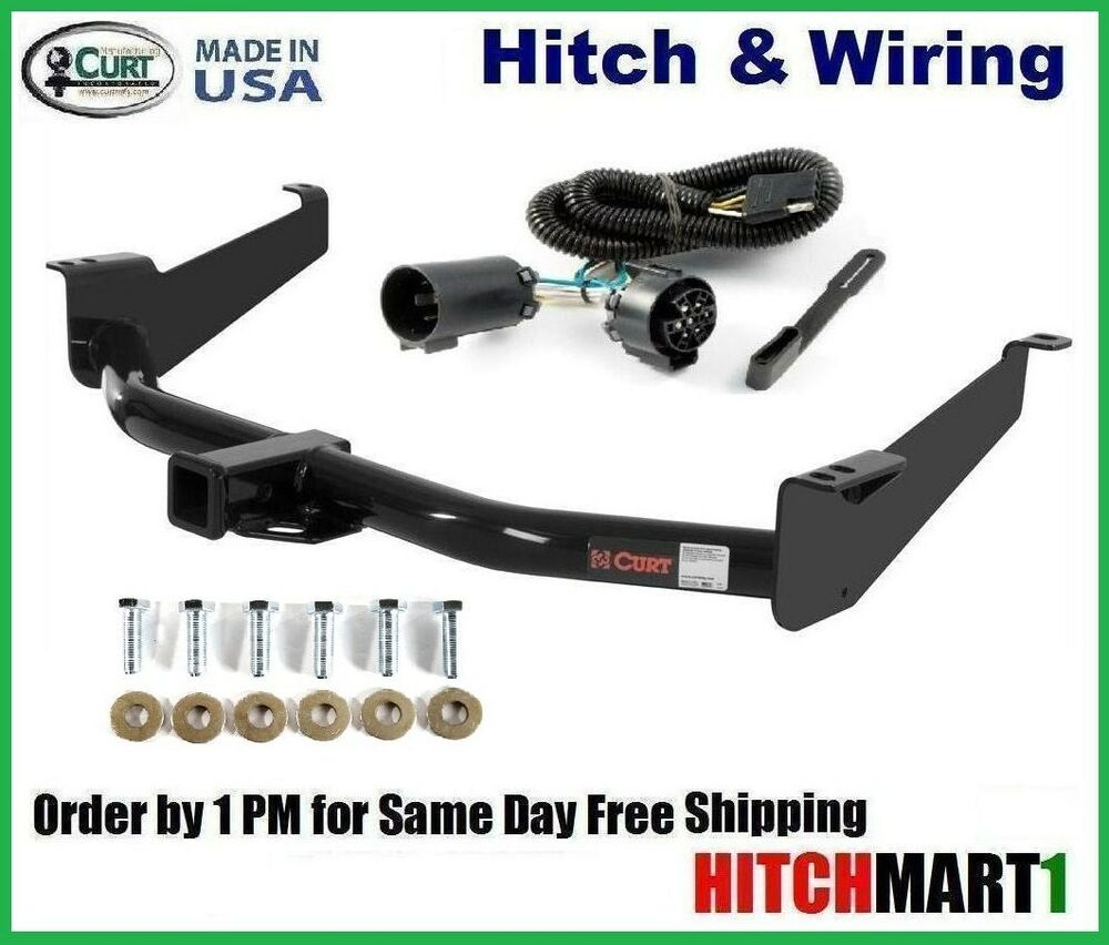 Nissan Trailer Hitch Wiring Data Schema Harness Fits 2004 2014 Titan W Oem Tow Plug 6k Curt Frontier Rogue
