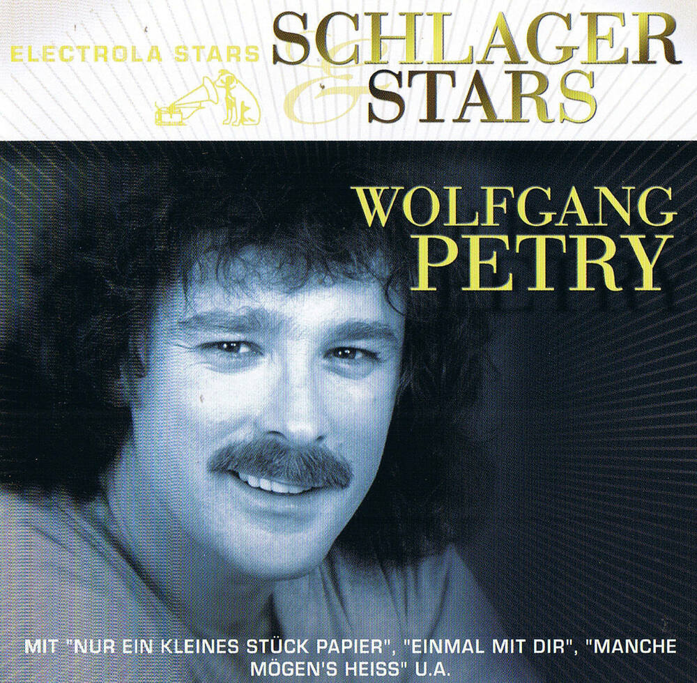 wolfgang petry schlager stars 22 tracks cd neu ovp. Black Bedroom Furniture Sets. Home Design Ideas