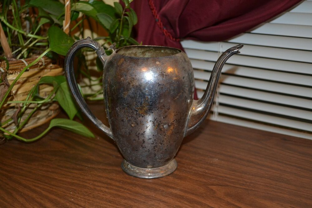old silverplate teapot from home decorators inc ebay home decorators inc h2d1 silverplate hollowware at