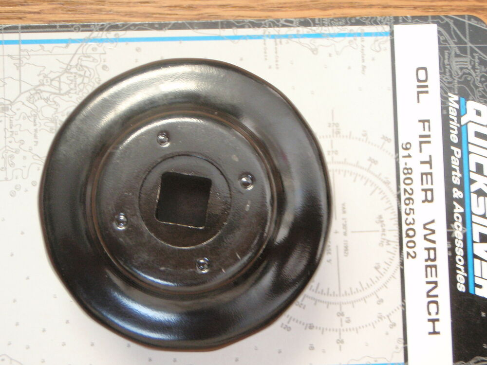 mercury outboard engine oil filter wrench 91