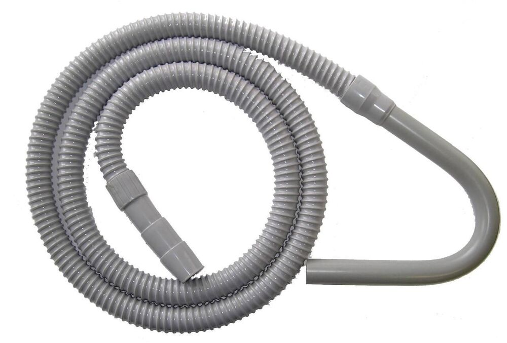 extend washing machine drain hose