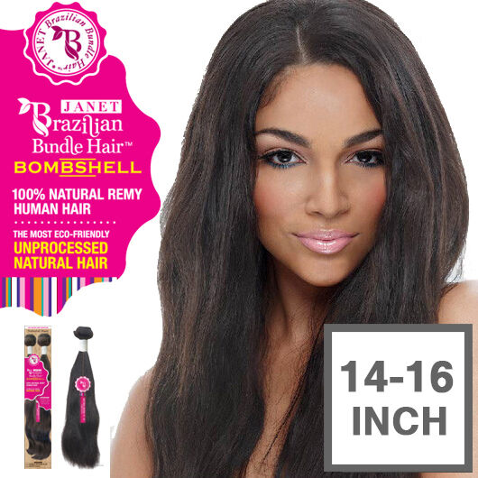 Janet Collection 100 Brazilian Virgin Remy Bombsell