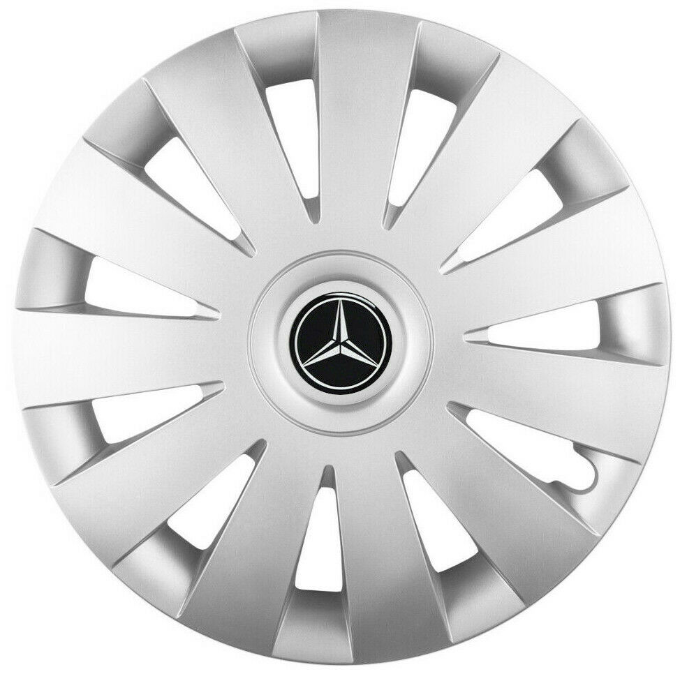 16 39 39 hub caps wheel trims for mercedes vito sprinter for Mercedes benz sprinter wheel covers