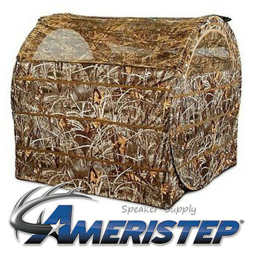 Ameristep Bail Out Hayhouse Dove Deer Hunting Ground Field