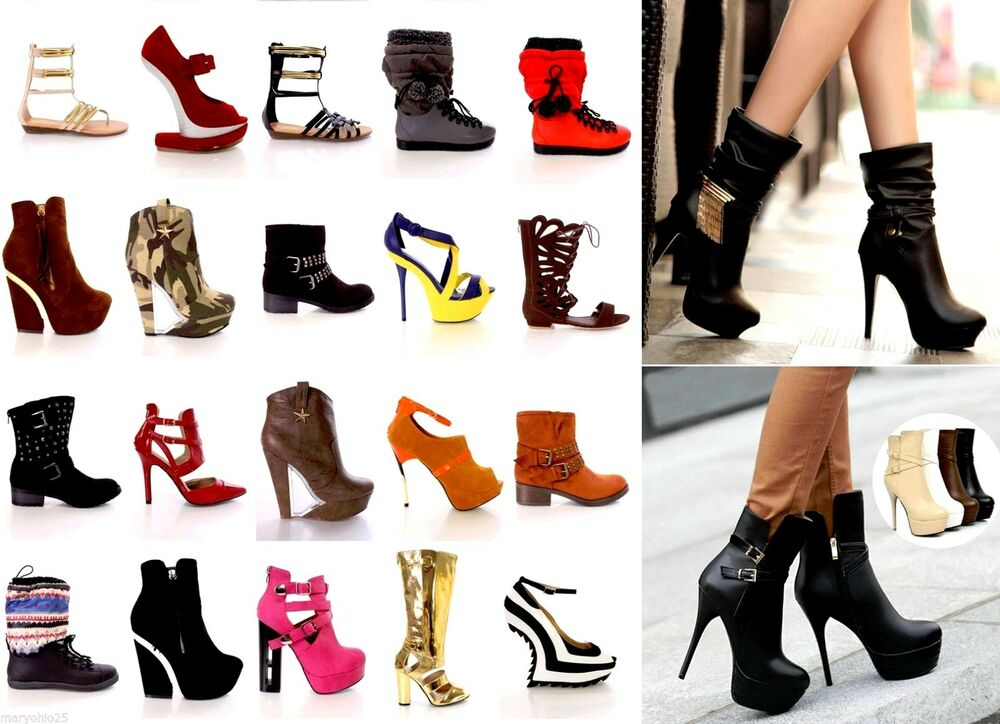 Wholesale Womens Platform Shoes