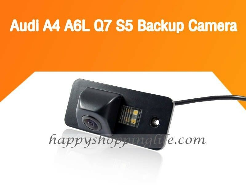 Waterproof Car Rear View Camera for Audi A4 A6L Q7 S5 - Back Up Reverse Cameras | eBay